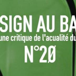 Design au Banc N°20