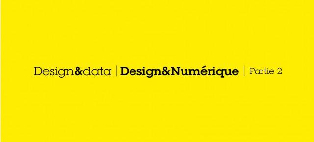 Design et data | Design&Numérique | Partie 2/4